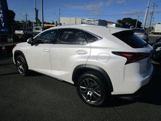 2021 Lexus NX AGZ10R NX300 2WD Luxury White 6 Speed Sports Automatic Wagon.