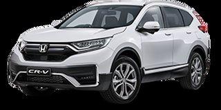 2021 Honda CR-V RW VTi LX Platinum White Automatic