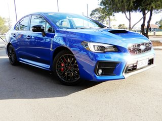 2020 Subaru WRX V1 MY20 Club Spec AWD WR Blue Mica 6 Speed Manual Sedan.