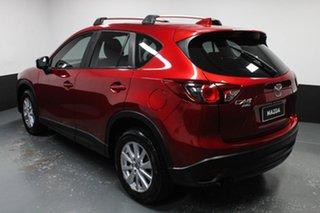 2015 Mazda CX-5 KE1032 Maxx SKYACTIV-Drive AWD Sport Red 6 Speed Sports Automatic Wagon