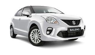 2021 Suzuki Baleno EW Series II GL Arctic White 5 Speed Manual Hatchback