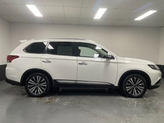2019 Mitsubishi Outlander ZL MY20 Exceed AWD White 6 Speed Sports Automatic Wagon