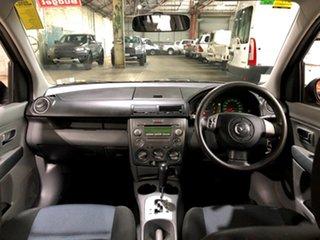 2005 Mazda 2 DY10Y1 Maxx Black 4 Speed Automatic Hatchback
