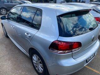 2011 Volkswagen Golf VI MY11 BlueMOTION Silver 5 Speed Manual Hatchback.