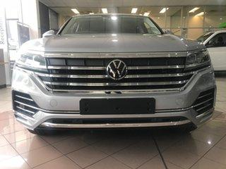 2020 Volkswagen Touareg CR 170TDI Antimonial Silver Metallic 8 Speed Automatic SUV.