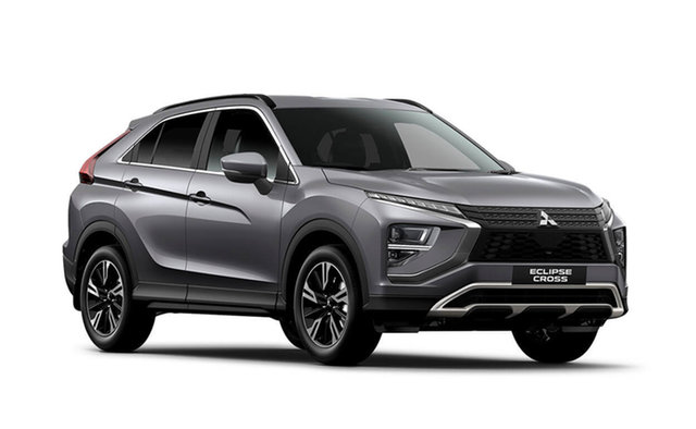 New Mitsubishi Eclipse Cross YB MY21 LS 2WD Hamilton, 2021 Mitsubishi Eclipse Cross YB MY21 LS 2WD Titanium 8 Speed Constant Variable Wagon