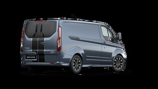 2020 Ford Transit Custom 320S (Low Roof) Sport Blue Metallic 6 Speed Automatic Van.