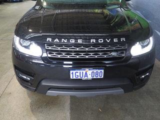 2015 Land Rover Range Rover LW MY16 Sport 3.0 TDV6 SE 8 Speed Automatic Wagon