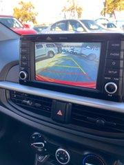 2018 Kia Picanto JA MY19 S Red 4 Speed Automatic Hatchback