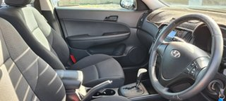 2011 Hyundai i30 FD MY11 SX Silver 4 Speed Automatic Hatchback