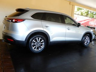 2016 Mazda CX-9 MY16 Touring (FWD) Silver 6 Speed Automatic Wagon