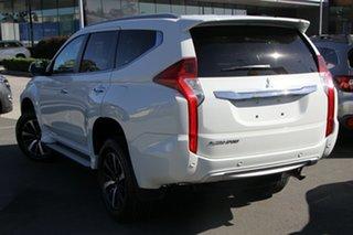 2019 Mitsubishi Pajero Sport QE MY19 GLS White 8 Speed Sports Automatic Wagon.