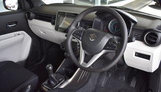 2021 Suzuki Ignis MF Series II GL Mineral Grey 5 Speed Manual Hatchback