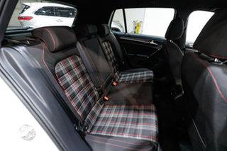2019 Volkswagen Golf 7.5 MY19.5 GTI DSG White 7 Speed Sports Automatic Dual Clutch Hatchback
