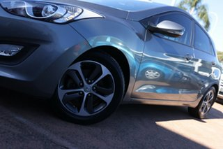2016 Hyundai i30 GD4 Series 2 Update Active X Grey 6 Speed Automatic Hatchback.