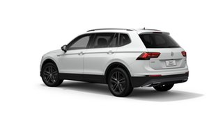 2021 Volkswagen Tiguan 5N MY21 140TDI Highline DSG 4MOTION Allspace Pure White 7 Speed.