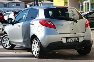 2012 Mazda 2 DE10Y2 MY13 Neo Aluminium 4 Speed Automatic Hatchback.