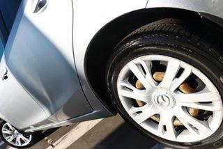 2012 Mazda 2 DE10Y2 MY13 Neo Aluminium 4 Speed Automatic Hatchback