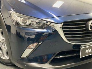 2017 Mazda CX-3 DK2W7A Maxx SKYACTIV-Drive Blue 6 Speed Sports Automatic Wagon.