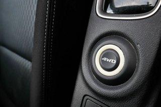 2014 Mitsubishi Outlander ZJ MY14.5 ES 4WD Black 6 Speed Constant Variable Wagon.