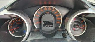 2009 Honda Jazz GE MY09 GLi Blue 5 Speed Manual Hatchback