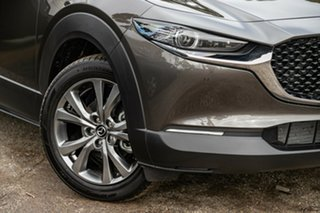 2020 Mazda CX-30 DM2W7A G20 SKYACTIV-Drive Astina 42s 6 Speed Sports Automatic Wagon.