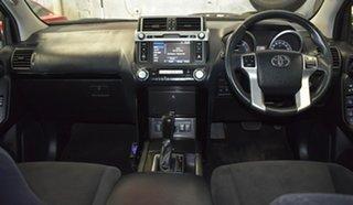 2015 Toyota Landcruiser Prado KDJ150R MY14 GXL (4x4) Silver 5 Speed Sequential Auto Wagon.