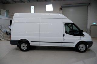 2013 Ford Transit VM MY13 350 High Roof LWB White 6 Speed Manual Van