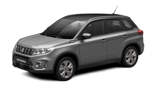 New Suzuki Vitara LY Series II 2WD Hamilton, 2021 Suzuki Vitara LY Series II 2WD Galactic Grey & Cosmic Black 6 Speed Sports Automatic Wagon