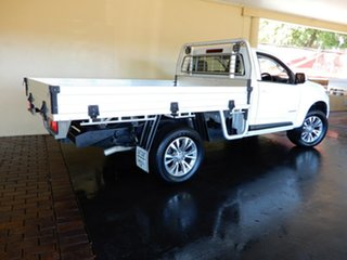 2016 Holden Colorado RG MY17 LS (4x2) White 6 Speed Manual Cab Chassis