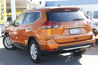 2018 Nissan X-Trail T32 Series II ST X-tronic 2WD Copper Blaze 7 Speed Constant Variable Wagon.
