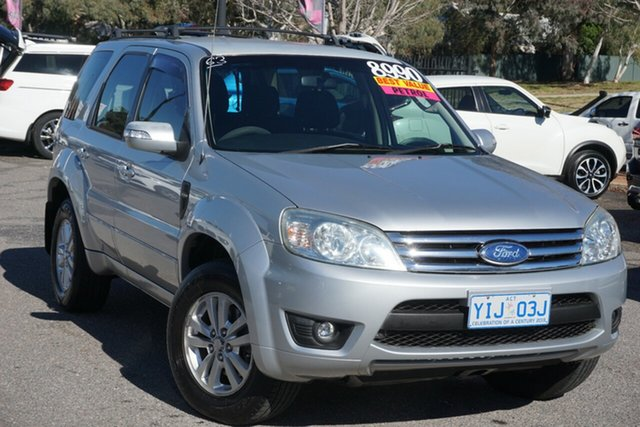 Used Ford Escape ZD Phillip, 2008 Ford Escape ZD Silver 4 Speed Automatic SUV