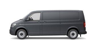 2021 Volkswagen Transporter T6.1 MY21 TDI340 LWB DSG Pure Grey 7 Speed Sports Automatic Dual Clutch.