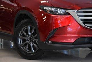 2021 Mazda CX-9 TC Touring SKYACTIV-Drive Red 6 Speed Sports Automatic Wagon