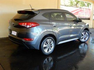 2017 Hyundai Tucson TL Active X (Sunroof) (FWD) Grey 6 Speed Automatic Wagon.