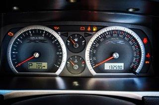 2008 Ford Falcon BF Mk II XR6 Turbo Ute Super Cab Black 6 Speed Sports Automatic Utility