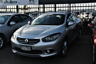 2013 Renault Fluence L38 Phase 2 Privilege Silver 6 Speed Constant Variable Sedan