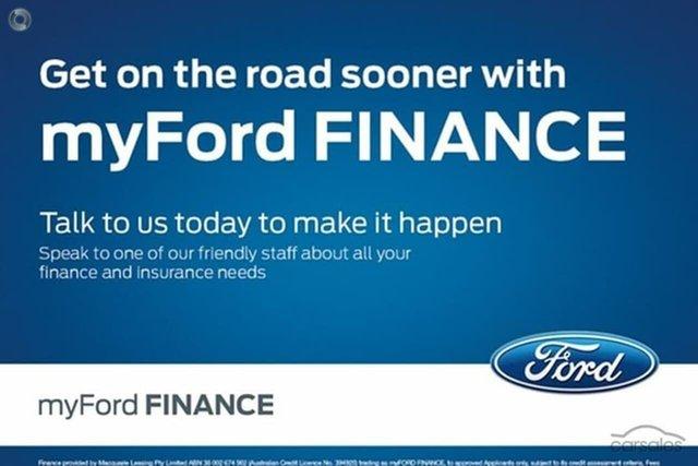 Used Ford Everest UA II 2019.00MY Trend Midland, 2018 Ford Everest UA II 2019.00MY Trend White 10 Speed Sports Automatic SUV