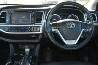 2018 Toyota Kluger GSU55R Grande AWD Predawn Grey 8 Speed Sports Automatic Wagon