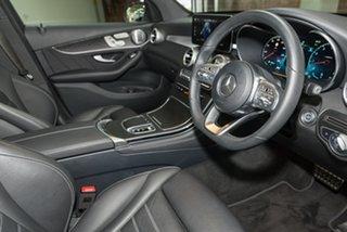 2020 Mercedes-Benz GLC-Class C253 800+050MY GLC300 Coupe 9G-Tronic 4MATIC Selenite Grey 9 Speed.