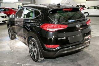 2017 Hyundai Tucson TL2 MY18 Elite 2WD Black 6 Speed Sports Automatic Wagon