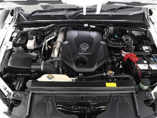 2018 Nissan Navara D23 Series II ST (4x4) White 6 Speed Manual Dual Cab Utility