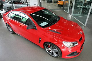 2016 Holden Special Vehicles ClubSport Gen-F2 MY16 R8 LSA Red 6 Speed Sports Automatic Sedan