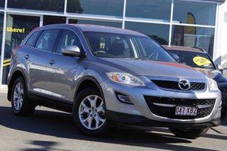 2012 Mazda CX-9 TB10A4 MY12 Classic Silver 6 Speed Sports Automatic Wagon.