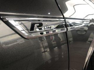 2020 Volkswagen Touareg CR 210TDI R-Line Silicon Grey Metallic 8 Speed Automatic SUV