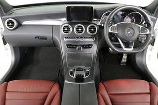 2017 Mercedes-Benz C300 205 MY17.5 White 9 Speed Automatic G-Tronic Sedan