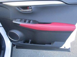 2021 Lexus NX AGZ10R NX300 2WD Luxury White 6 Speed Sports Automatic Wagon