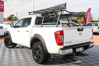 2016 Nissan Navara D23 S2 RX White 7 Speed Sports Automatic Utility.