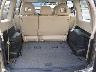 2004 Mitsubishi Pajero NP Exceed LWB (4x4) Gold 5 Speed Auto Sports Mode Wagon