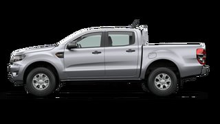 2021 Ford Ranger PX MkIII XLS Aluminium Silver 6 Speed Automatic Pick Up